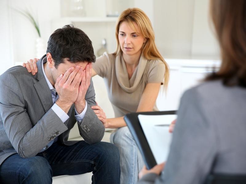 Семейный психолог при алкоголизме