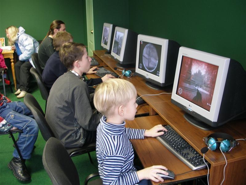 По требованию прокуратуры Томска со школьных компьютеров удалены компьютерные игры