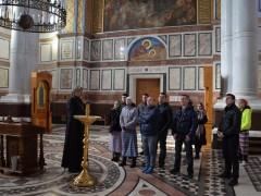 Реабилитация наркозависимых в Республике Крым при поддержке Русской Православной Церкви.